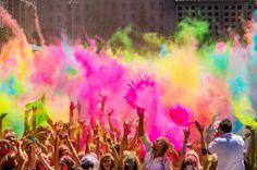 Fun Unlimited: 5 Breathtaking #Festivals to visit!