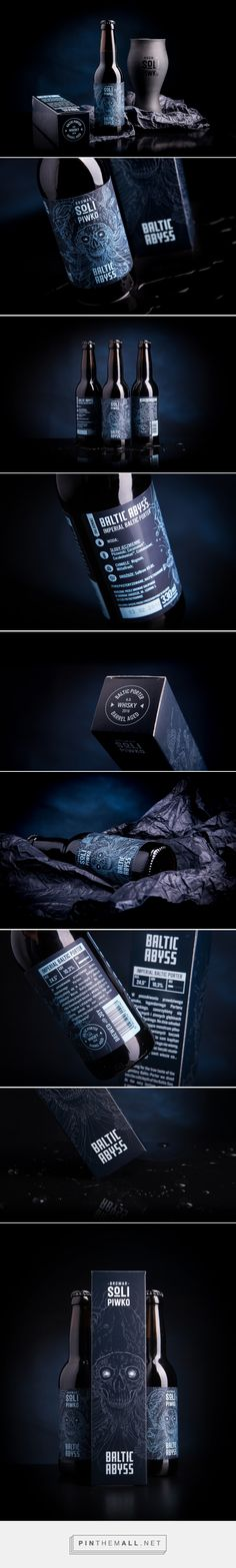 Baltic Abyss - Packaging of the World - Creative Package Design Gallery - http://www.packagingoftheworld.com/2017/06/baltic-abyss.html - created via https://pinthemall.net