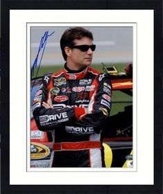Signed Gordon Photograph - Framed 8x10 - GA Certified - Autographed NASCAR Photos by Sports Memorabilia. $139.99. Signed Jeff Gordon Photo - 8x10 GA. He was won 83 career races including three Winston Cup wins and three Daytona 500 wins. Terrific signature quality. It's a challenge to find quality pieces from Jeff Gordon since he doesn't like participating in official signings. This item is one of our favorites, and it's likely to gain value over time. Every piece...