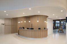 Gallery of New City Hall / Cnockaert architecture - 13