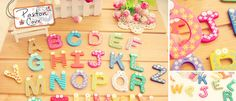 Fridge Magnets – 26 Faces of the Alphabet or 15 Super Cute Numbers & Symbols!! Shop now and save 62% :  #DailyDeals