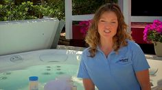 We make water care easy with our #ACEsystem. How easy? Watch this video to see. #HotSpringHotTub