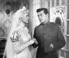 Doris Day con Gordon MacRae