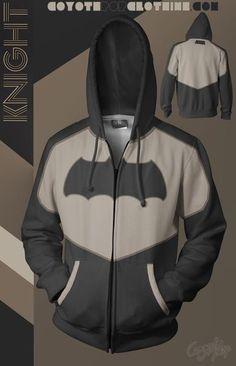 Knight Hoodie! Knight Hoodie, Zip Hoodie, Rain Jacket, Windbreaker, Hoodies, Sweaters, Jackets, Collection, Toys