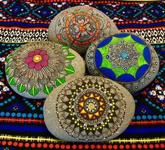another view of pretty mandalas