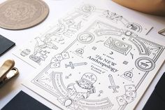 Good design makes me happy: Project Love: OTNA ODDS