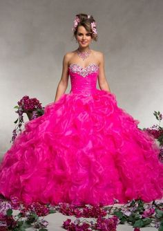 Find More Quinceanera Dresses Information about 2014 Cheap Strapless Crystal Beaded Organza Ball Gown Fushia Purple Quinceanera 15 Dresses With Rolling Flowers New Arrival,High Quality dress shine,China dress basic Suppliers, Cheap gowns for tall women from Cheap star dress on Aliexpress.com