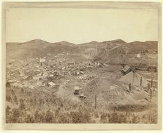 Lead City Mines and Mills. The Great Homestake Mines and Mills