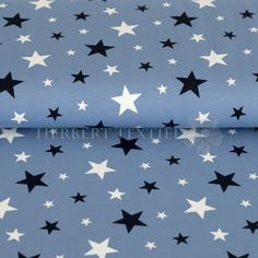Stenzo Winter 2017 stars light blue 2643-09