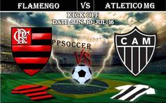 Flamengo vs Atletico MG 10.07.2016 Free Soccer Predictions, head to head, preview, predictions score, predictions under/over Brazil: SERIE A
