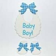 Baby #2 Set Die Cuts AccuCut//Dayco