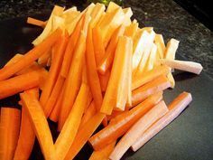 Is Sugar TOXIC???? + {Sweet Potato & Carrot Fries} | Nosh and Nourish