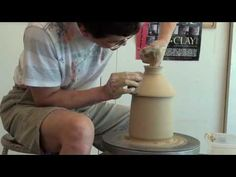 17. Throwing a Bird House on the Potter's Wheel with Hsin-Chuen Lin