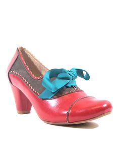 Another great find on #zulily! Red Madison Pump #zulilyfinds