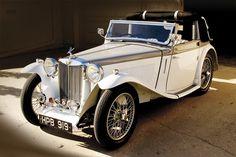 1938 MG TA,