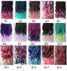 Awesome hair colors