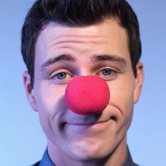 Foam Clown Noses Novelty Red Accessory Prop Funny Make-up Halloween Cosplay Gadget for Christmas Costume Circus Party/magic Dress *** Click image for more details. (This is an affiliate link and I receive a commission for the sales) Red Clown Nose, Clown Hat, Cute Clown, Circus Clown, Red Nose, Circus Party, Clown Halloween Costumes, Halloween Costume Accessories, Halloween Party Decor