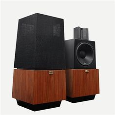 ESS Laboratories, pro audio industry leader for over 45 years providing home speakers, studio monitors and headphones with sound as clear as light™. Pro Audio Speakers, Big Speakers, Audiophile Speakers, Hifi Audio, Logitech Speakers, Speakers For Sale, Home Theater Setup, Home Theater Speakers, Equipment For Sale