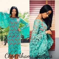 Check out these Dripping Hot Aso Ebi Styles Perfect For The Season