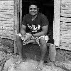 En el campo; Los Cacaos, San Cristóbal, Rep. Dom.