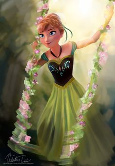 Find images and videos about disney, frozen and anna on We Heart It - the app to get lost in what you love. Princesa Disney Frozen, Disney Frozen Elsa, Anna Frozen, Disney Magic, Frozen 2013, Disney Pixar, Disney Animation, Disney And Dreamworks, Disney Movies