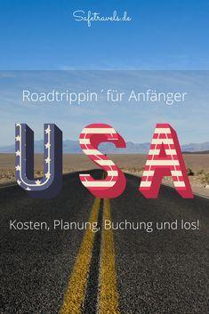 Individuell geplant: Deine erste USA Rundreise. Kosten USA Reise, Planung USA Reise, das erste Mal USA.