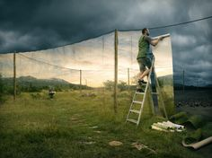 Impossible Photo Manipulations by Erik Johansson - UltraLinx
