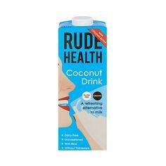 Rude Health Coconut Drink, BIO, 1000ml