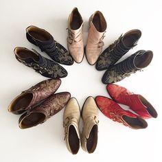 Chloé Susanna boots Lux Fashion, Fashion Boots, Wedge Boots, Bootie Boots, Susanna Boots, Accessorize Shoes, Chloe Boots, Dream Shoes, Hot Shoes