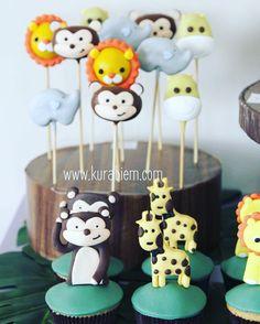 naked cake, birthday cake, tropical naked cake, 1 yaş pastası, tropical cake , first birthday cake,  safari cake , safari pasta, tropikal pasta, istanbul naked cake, naked cake, jungle cake, safari pastası,  toys cake