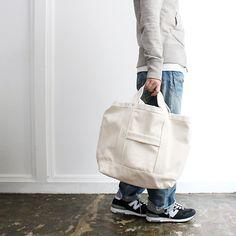 YAECA 2way tote bag SARO