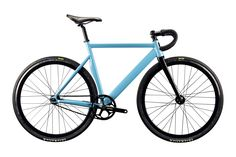 Point Blank – North Coast Blue So nice... just not sure where I'd put it or when I'd ride it- minor details
