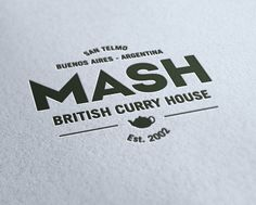 Mash British Curry House by James Eccleston