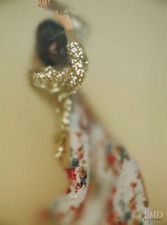 Precious Forever in Harper's Bazaar UK with Irina Kravchenko - Fashion Editorial | Magazines | The FMD #lovefmd