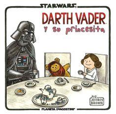 En @PlanetadComics: Hace mucho tiempo, en una galaxia muy, muy lejana... ¡Darth Vader cuidaba de su princesita mientras intentaba dirigir el malvado Imperio Galáctico! «Darth Vader y su princesita» recoge la historia no autorizada de como Vader lidiaba con su hija rebelde durante el difícil paso de la infancia a la adolescencia: https://www.veniracuento.com/content/star-wars-darth-vader-y-su-princesita