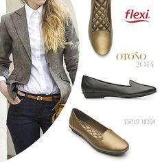 Estilo Flexi 18204 - #shoes #zapatos #fashion #moda #goflexi #flexi #clothes #style #estilo #otono #invierno #autumn #winter