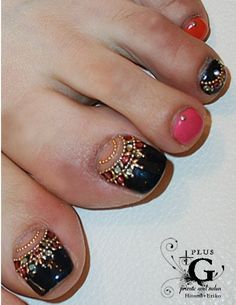 Indian style nails