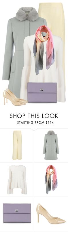 """""""Untitled #613"""" by oxigenio ❤ liked on Polyvore featuring The Row, Unpaired, Pineider and Jimmy Choo"""