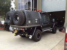 Discover more about motorcycle camping gear land rovers Click the link to get more information. Toyota Camper, Toyota Trucks, Toyota 4x4, Off Road Camping, Camping Gear, Ute Trays, Truck Flatbeds, Offroader, Bug Out Vehicle