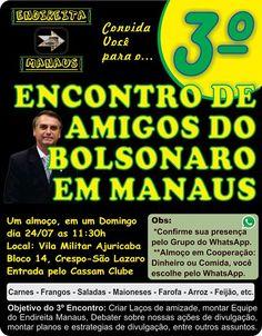 3º Encontro de Amigos do Bolsonaro em Manaus