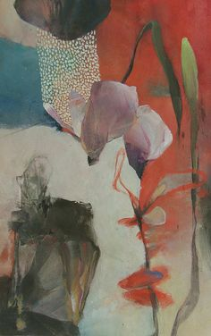 Painter's Process - Randall David Tipton: Untitled [magnolia]