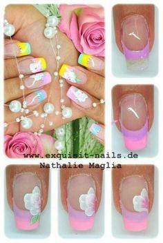 Уроки дизайна ногтей