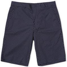 Gitman Vintage polka dot shorts