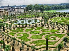 Gardens of Versailles. I've been reading historical fiction about this place since I was 10--Must. Go.
