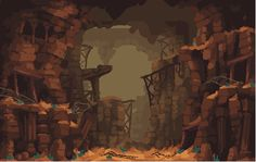 "skittlefuck on Twitter: ""WIP of a BG for EagleIsland! Check out more @pixelnicks to see more #pixelart #gamedev https://t.co/6vSh8u62AG"""