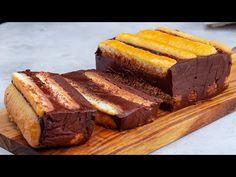 Din doar 4 ingrediente si FARA COACERE pregatesti un tort de ciocolata ce indeamna sa-l incerci! - YouTube Banana Bread, Desserts, Youtube, Tailgate Desserts, Deserts, Postres, Dessert, Youtubers, Youtube Movies