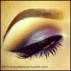 Sexy Eye Makeup Designs | Via Corinne Andersson