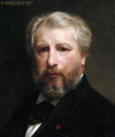 Self portrait, by William-Adolphe Bouguereau, 1879