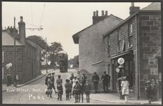 Fore Street, Pool, Cornwall, c.1925 (c.1960) - A W Bourne RP Postcard