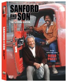 Sony Home Pictures Sanford & Son: The Second Season